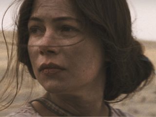 Michelle Williams in MEEK´S CUTOFF, R.: Kelly Reichardt, USA, 2011.