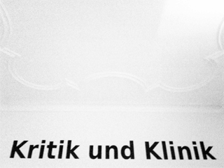 Forum Expandes Ausstellung I: Kritik und Klinik in den Kunstsaelen Berlin
