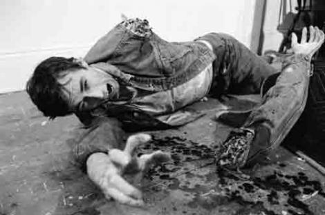 The Manhattan Love Suicides: Stray Dogs, 1985 Film Still Courtesy Richard Kern