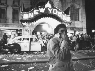 Martin Scorsese (NEW YORK, NEW YORK, 1977). Martin Scorsese Collection, New York. Zur Verfügung gestellt von der Deutschen Kinemathek