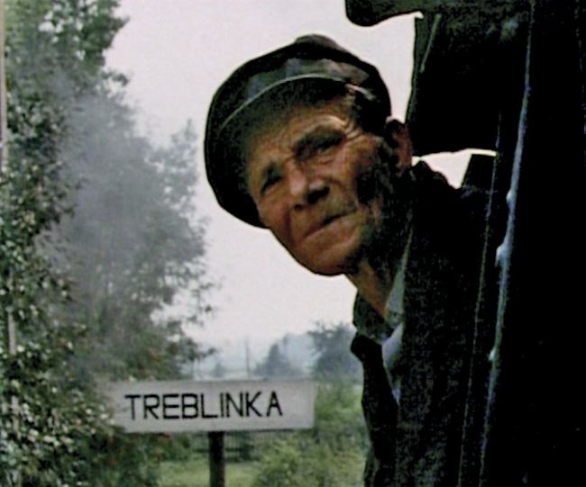 Filmstill aus SHOA (Frankreich 1985) Regie: Claude Lanzmann. © absolut Medien GmbH. Mit freundlicher Genehmigung der absolut Medien GmbH.