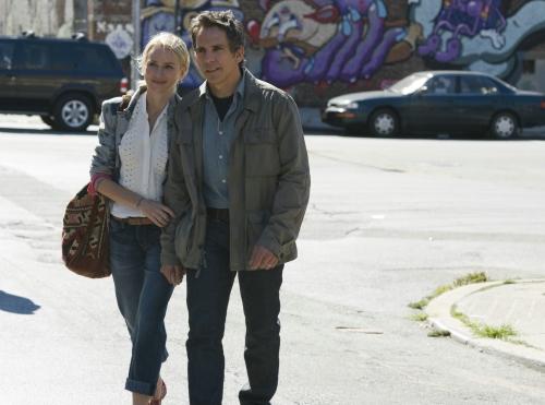 """Die Protagonisten in """"Gefühlt Mitte Zwanzig"""": Josh (Ben Stiller) und Cornelia (Naomi Watts). Foto: Filmfest München"""