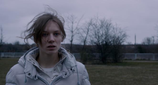 Lilith Stangenberg als Anja in Wild von Nicolette Krebitz